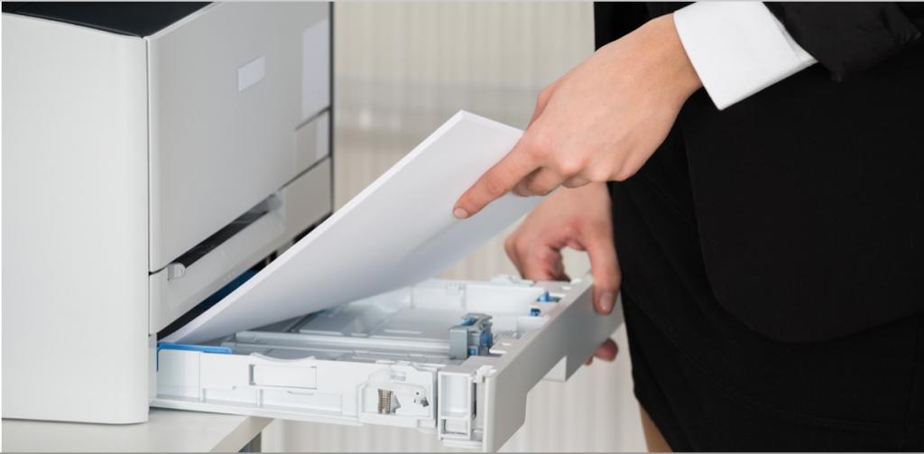 Kvalitní papír do tiskárny