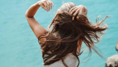 obnovení vlasových kořínků