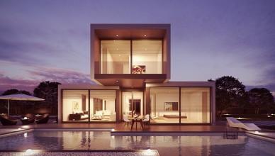 moderní nízkoenergetické domy