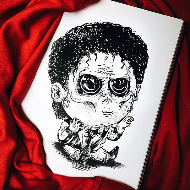 baby-terrors-iconic-horror-monsters-illustrations-alex-solis-31