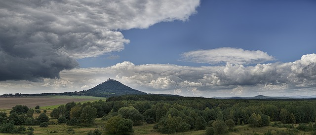 Máchovo jezero chatky