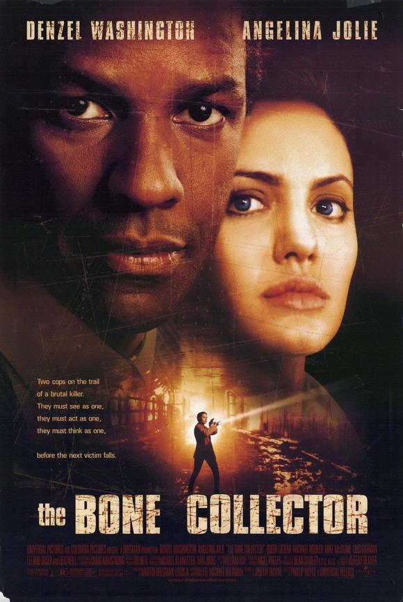 Plakát k filmu Sběratel kostí