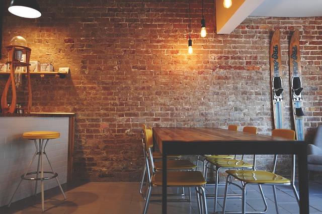 nábytek do restaurace