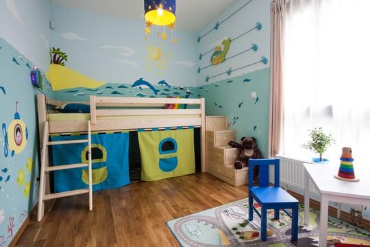 dětský pokoj podle feng shui(1)