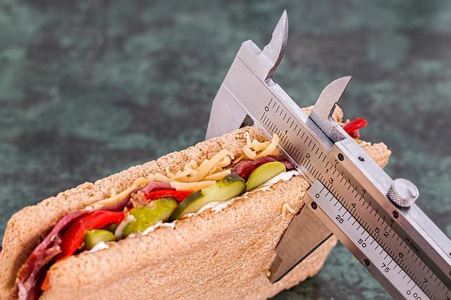 digitální nutriční kuchyňská váha
