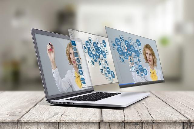 vytvoření webové prezentace