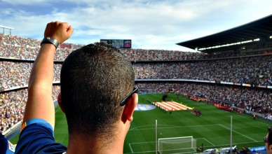 zájezdy na fotbal