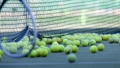 tenisové míče Štěpánek