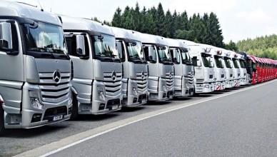nákladní vozy nad 7,5t